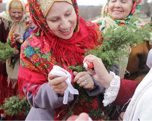 Пасха в России: история, традиции и обычаи