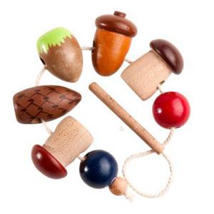 игрушки шнуровки