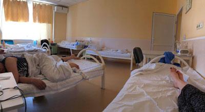 О симптомах коронавируса рассказывает москвичка из инфекционной больницы 1