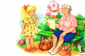 Частушки про бабушку для детей