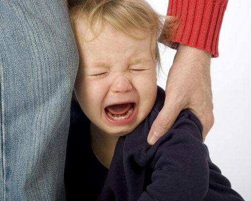 Нервные дети: возможные причины, симптомы