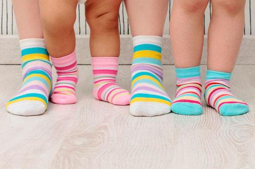 Загадки про носки для детей 5-7 лет