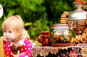 Загадки про чай для детей