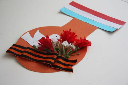 Идеи поделок на 9 мая для детей в начальную школу