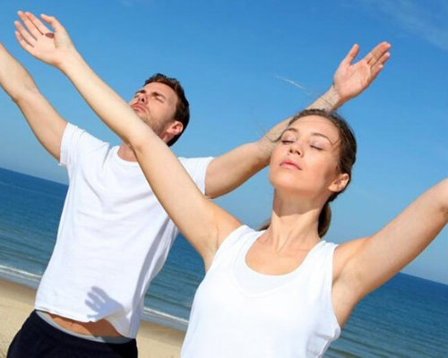 Как правильно делать дыхательные упражнения