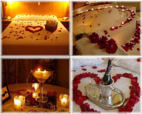 Романтический вечер в домашних условиях