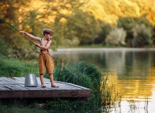 Загадки про озеро с ответами для детей