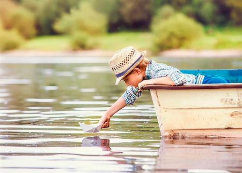 Загадки про лодку