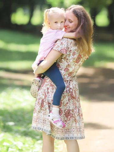 Прикольные частушки про маму для детей