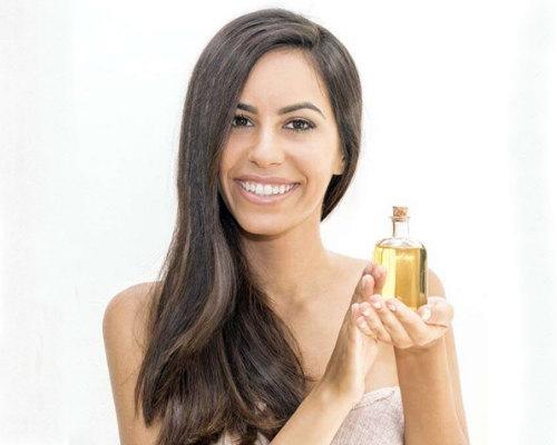 Способы применения масел для роста и густоты волос