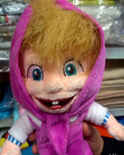 Детские игрушки, которые напугают