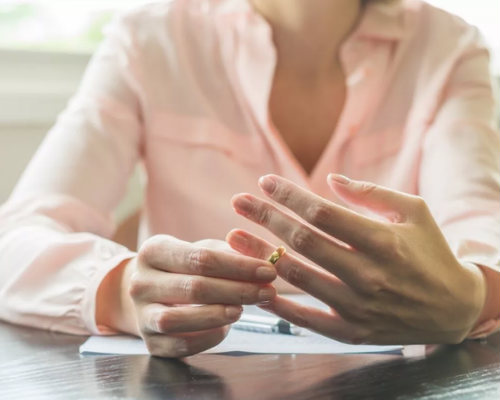 Плюсы развода