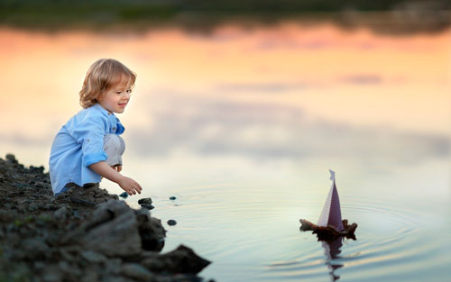 Загадки про лодку для детей 5-7 лет