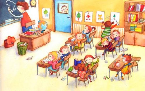 Школьные частушки