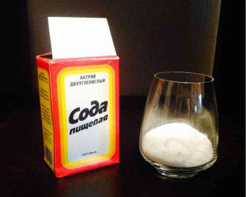 Можно ли пить соду натощак и в чем польза