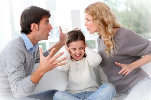 причины внутрисемейных конфликтов