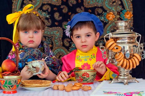 Частушки про медовый спас для детей