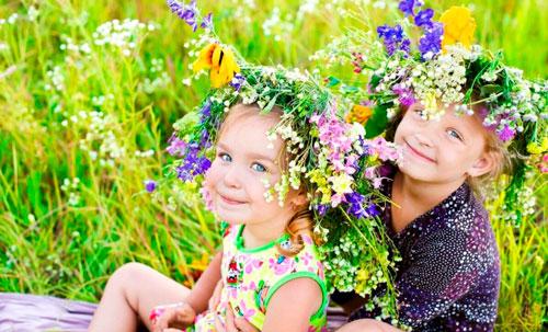 Стихи про лето для детей