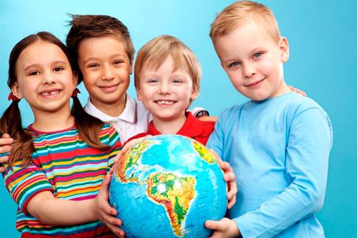 Загадки про глобус с ответами для детей