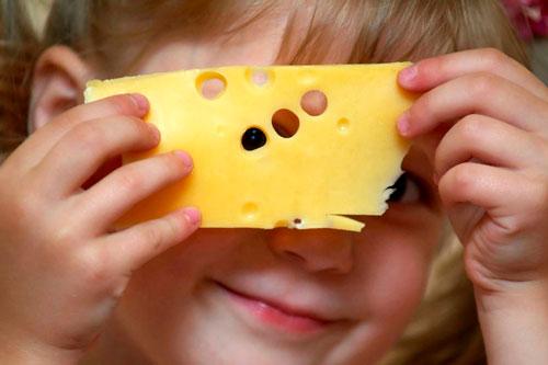 Загадки про сыр