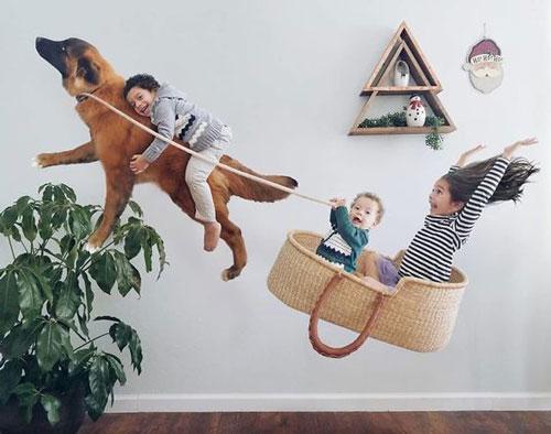 Фотосессия с ребенком в студии: суппер идеи
