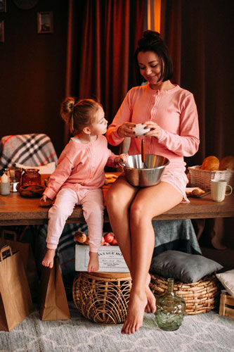 Фотосессия с ребенком в студии