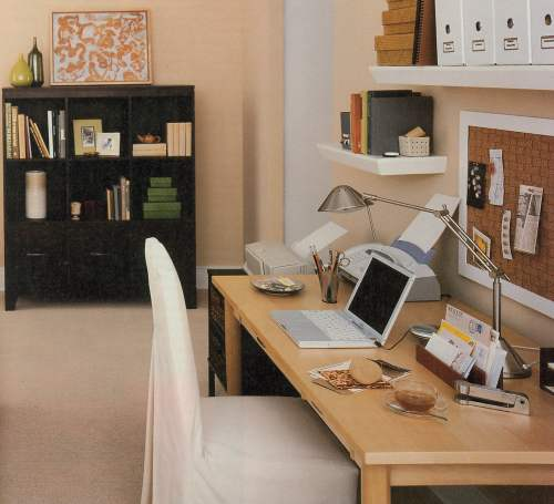 как организовать рабочее место в доме