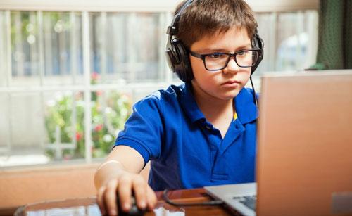 дети и компьютер