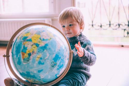 Загадки про глобус с ответами