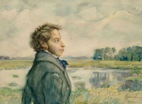 Стихи Пушкина А.С. про лето самые красивые