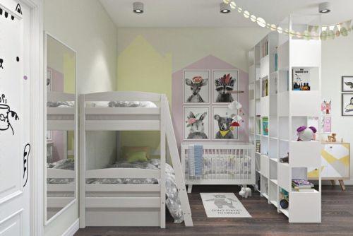 детские комнаты разнополых детей_19