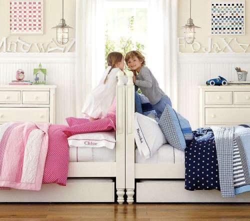 детские комнаты разнополых детей_20