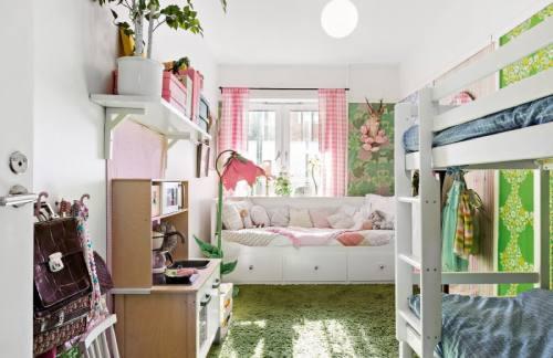 детские комнаты разнополых детей_21