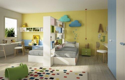 детская комната для разнополых детей_27