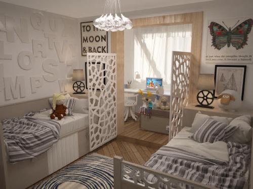 детская комната разнополых детей_32