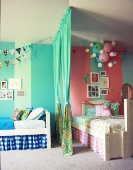 детские комнаты разнополых детей_5