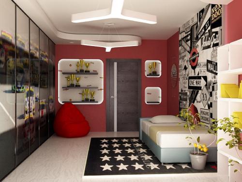 детская комната подростка_36