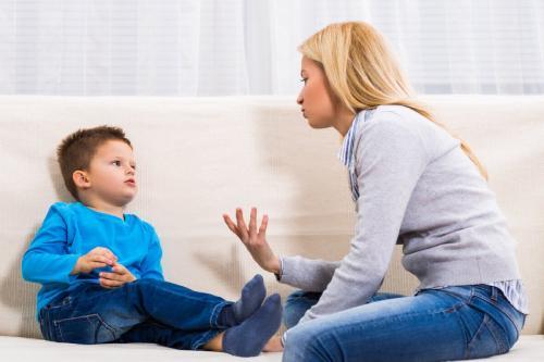 девиантное поведение дошкольника