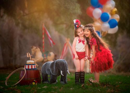 Загадки про цирк для детей с ответами