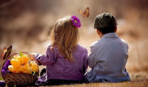 дошкольная любовь ребенка что делать