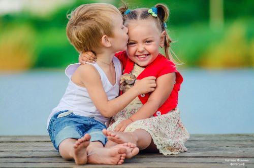 любовь дошкольников как к ней относится