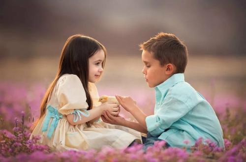 любовь дошкольная ребенка что делать родителям