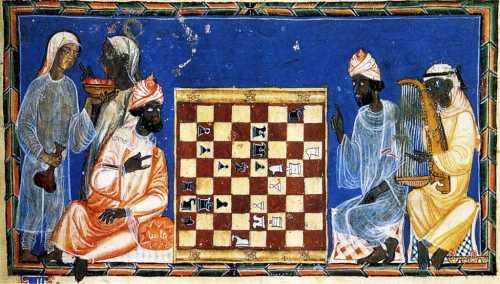 история шахмат для детей