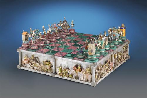 какая история шахмат