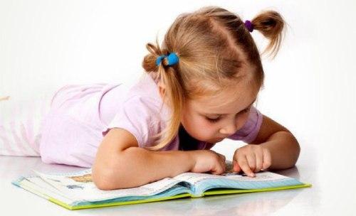 научить малыша читать легко
