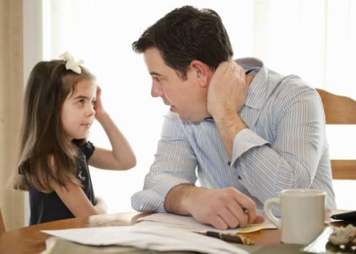 конструктивная критика детей