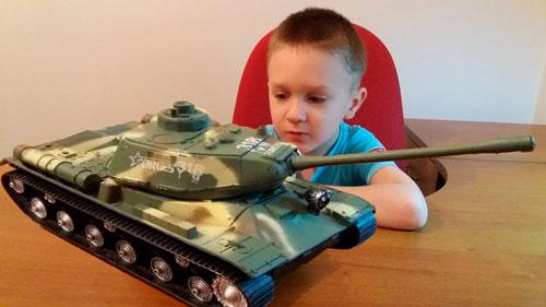 Загадки про танк для детей с ответами