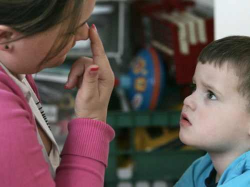 ребенок аутист как воспитывать