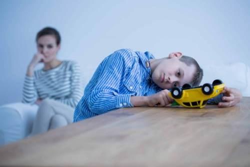 ребенок с аутичным характером как понять