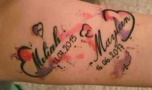 татуировки с именами_12